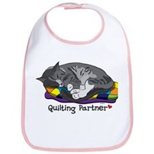 Quilting Partner Bib