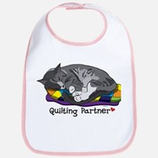 Quilting Partner Bib
