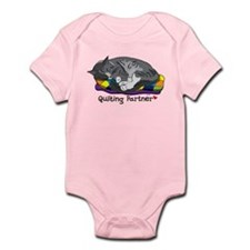 Quilting Partner Infant Bodysuit