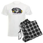 Quilting Partner Men's Light Pajamas