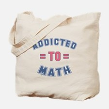 Addicted to Math Tote Bag