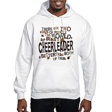 Cheerleader (Funny) Gift Hoodie