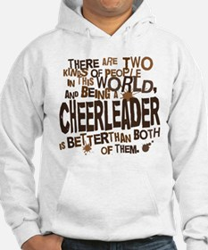 Cheerleader (Funny) Gift Jumper Hoody