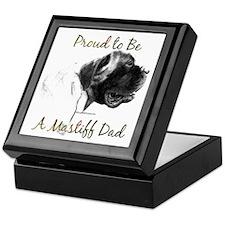 Mastiff 162 Keepsake Box