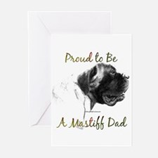 Mastiff 162 Greeting Cards (Pk of 10)