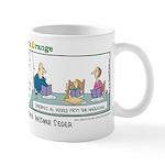 The Passover Seder Mug