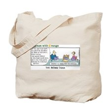The Passover Seder Tote Bag