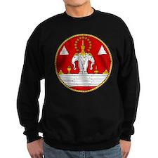 Laotian Royal Coat of Arms Sweatshirt