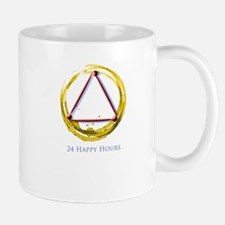 24 Happy Hours Small Small Mug