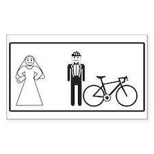 Bike Widow Decal