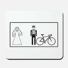 Bike Widow Mousepad