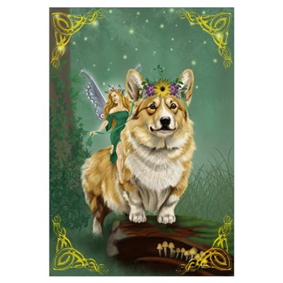 The Fairy Steed Canvas Art