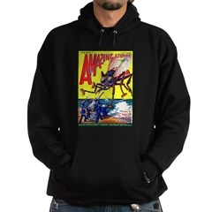 Amazing Giant Fly Cover Art Hoodie