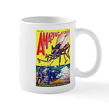 Amazing Giant Fly Cover Art Mug