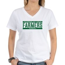 I Support My Local Farmers Market Shirt