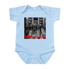 I (Heart) My Mummy Infant Bodysuit