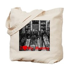 I (Heart) My Mummy Tote Bag