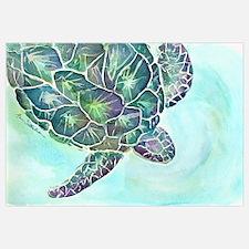 Turtle Wall Art sea turtle wall art | sea turtle wall decor