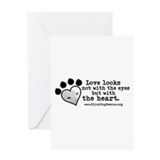 Cute Impaired Greeting Card