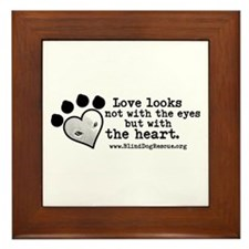 Cute Animal adoption Framed Tile