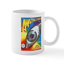 Amazing Giant Eyeball Cover Art Mug
