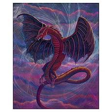 Dragon Small 16x20 Poster
