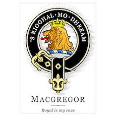 Clan MacGregor Poster