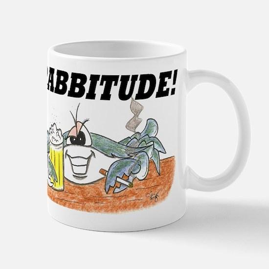 CRAB Large Mugs