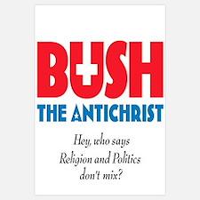 BUSH: THE ANTICHRIST