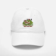 Love Cows, Don't Eat Them Baseball Baseball Cap