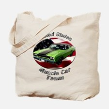 Plymouth Roadrunner Tote Bag