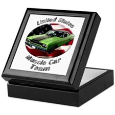 Plymouth Roadrunner Keepsake Box