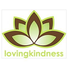 Lovingkindness Poster