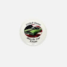 Plymouth Roadrunner Mini Button (10 pack)
