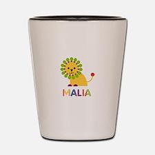 Malia the Lion Shot Glass
