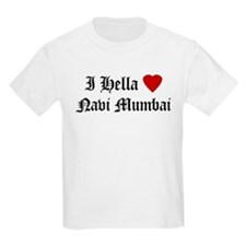 Hella Love Navi Mumbai Kids T-Shirt