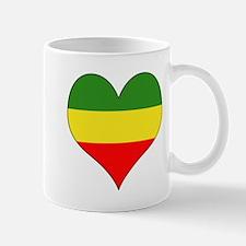 Ethiopia Heart Mug