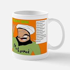 Draw Him Small Small Mug