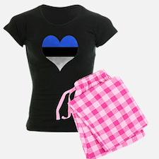 Estonia Heart Pajamas