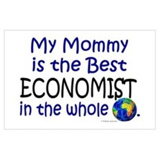 Best Economist In The World (Mommy) Poster
