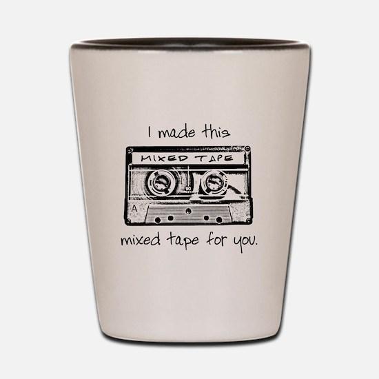 Unique Tape Shot Glass