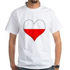 Poland Heart Shirt