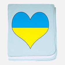 Cute Kiev baby blanket
