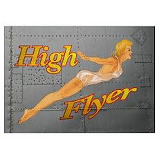 High Flyer Poster