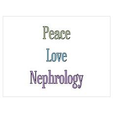 Nephrologist Gift Poster