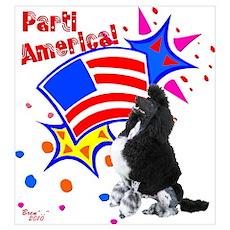 Parti America #1 Poster