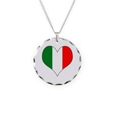 Italy Heart Necklace