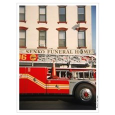 """""""Funeral Home"""" Poster"""