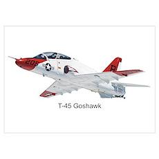 T-45 Goshawk Trainer Poster