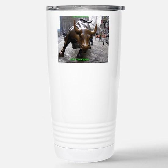 CAPITALI$M FOREVER! Stainless Steel Travel Mug